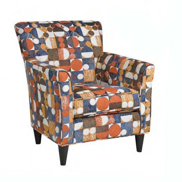 Model 215 Swivel Chair