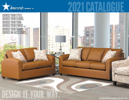photo of front of current catalog